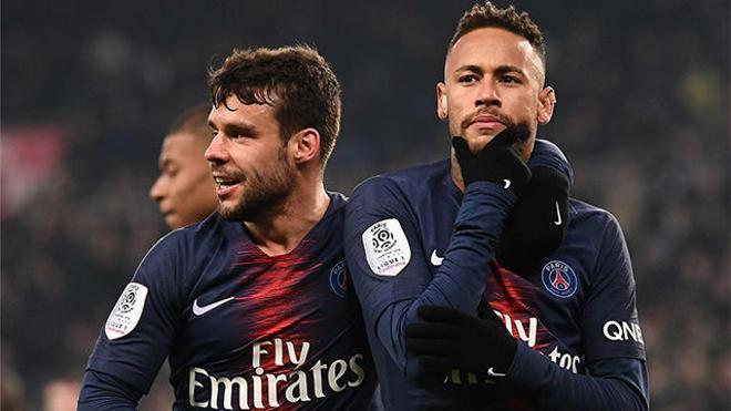 Lo mejor de Neymar en la goleada del PSG ante el Guingamp