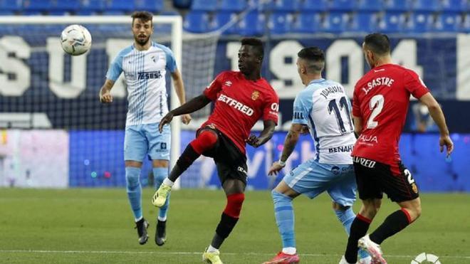 El Mallorca necesita seguir aunando victorias para asegurar su ascenso directo