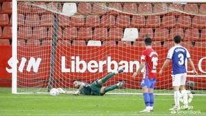 El Sabadell perdió en Gijón