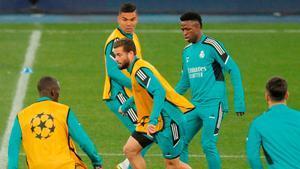 El Real Madrid se reencuentra con el Olímpico de Kiev