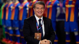 Joan Laporta, una semana como presidente del Barça