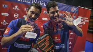 Estrella Damm Catalunya Master-World Padel Tour 2018