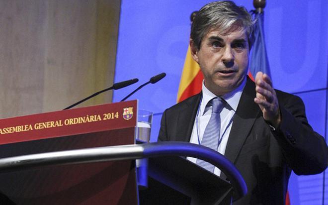 Joan Manuel Trayter colaboró durante muchos años con la Asociación para la Defensa del Socio del FC Barcelona