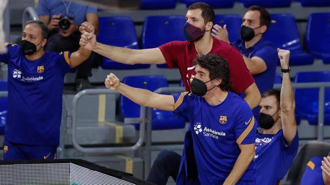 Sigue el Barça - Estrella Roja