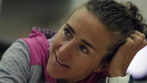 Núria Picas se ha convertido en un referente para varias generaciones de deportistas
