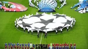 El sorteo de la Liga de Campeones tendrá lugar el próximo lunes en Nyon