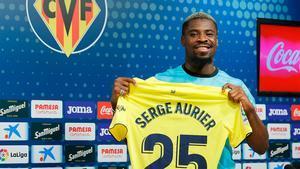 Aurier: Estoy muy emocionado de venir a este equipo