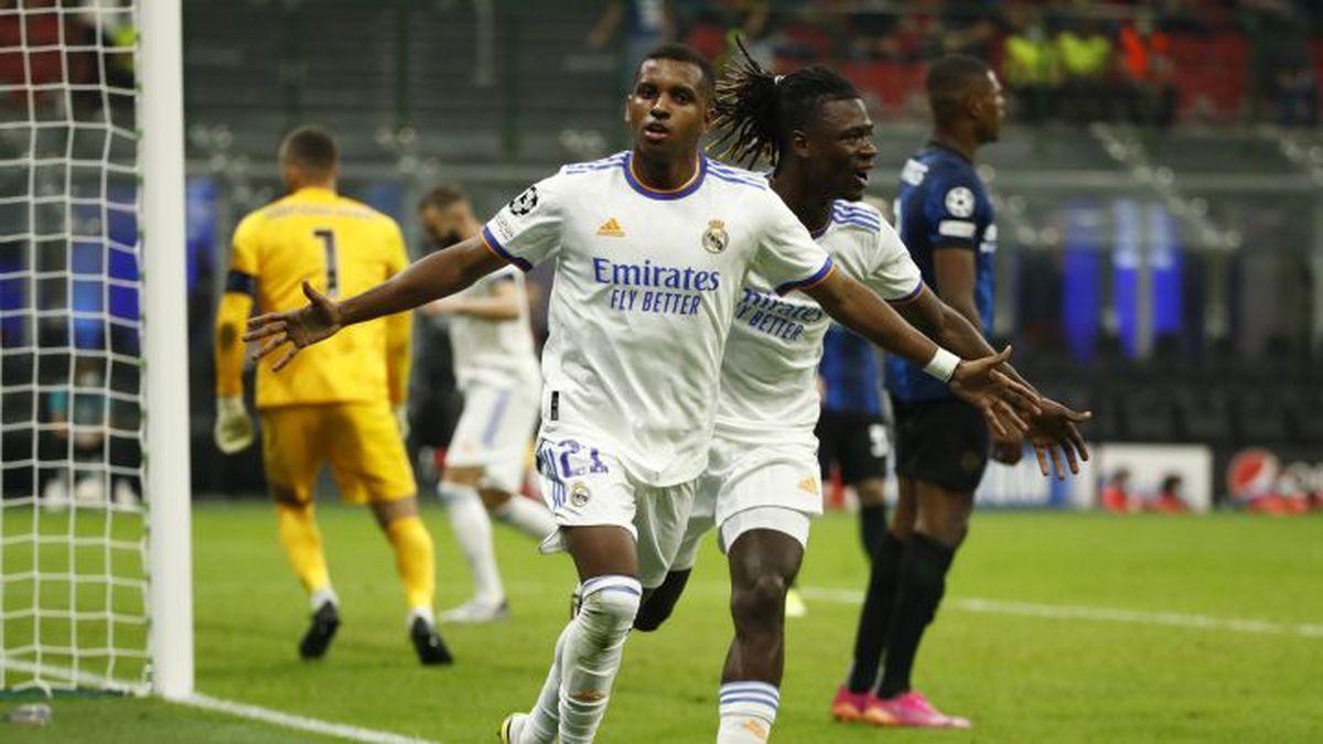 Venciendo al Inter por la mínima, el Real Madrid logró sumar sus primeros tres puntos del torneo