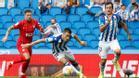 Sin goles al descanso en el Real Sociedad - Sevilla