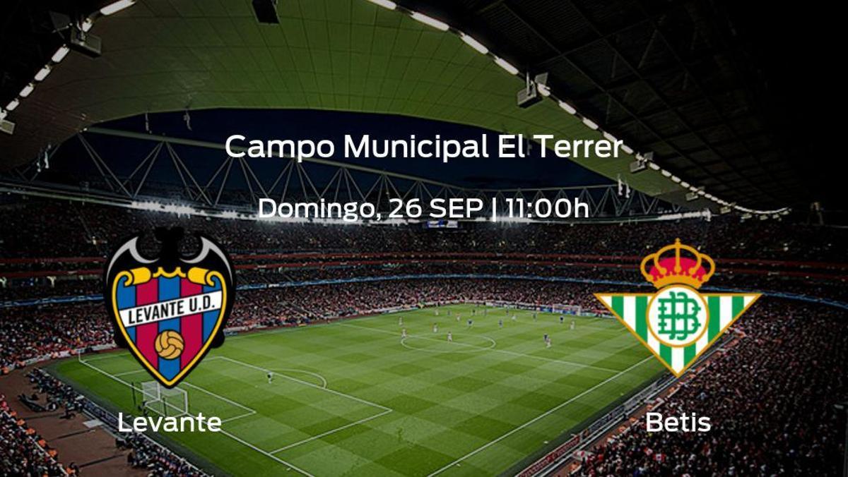 Previa del encuentro de la jornada 3: Levante Femenino contra Real Betis Féminas