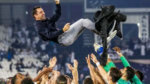 El Al-Sadd de Xavi ha escrito una página histórica en el campeonato catarí (QSL)