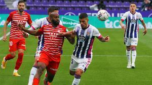 El Granada remonta y se lleva la victoria ante el Valladolid