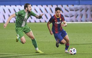 El Juvenil del Barça conocerá este miércoles su primer rival en la Youth League