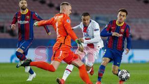 F.C. Barcelona, 1 - PSG, 4 - Liga Campeones - Octavos ida