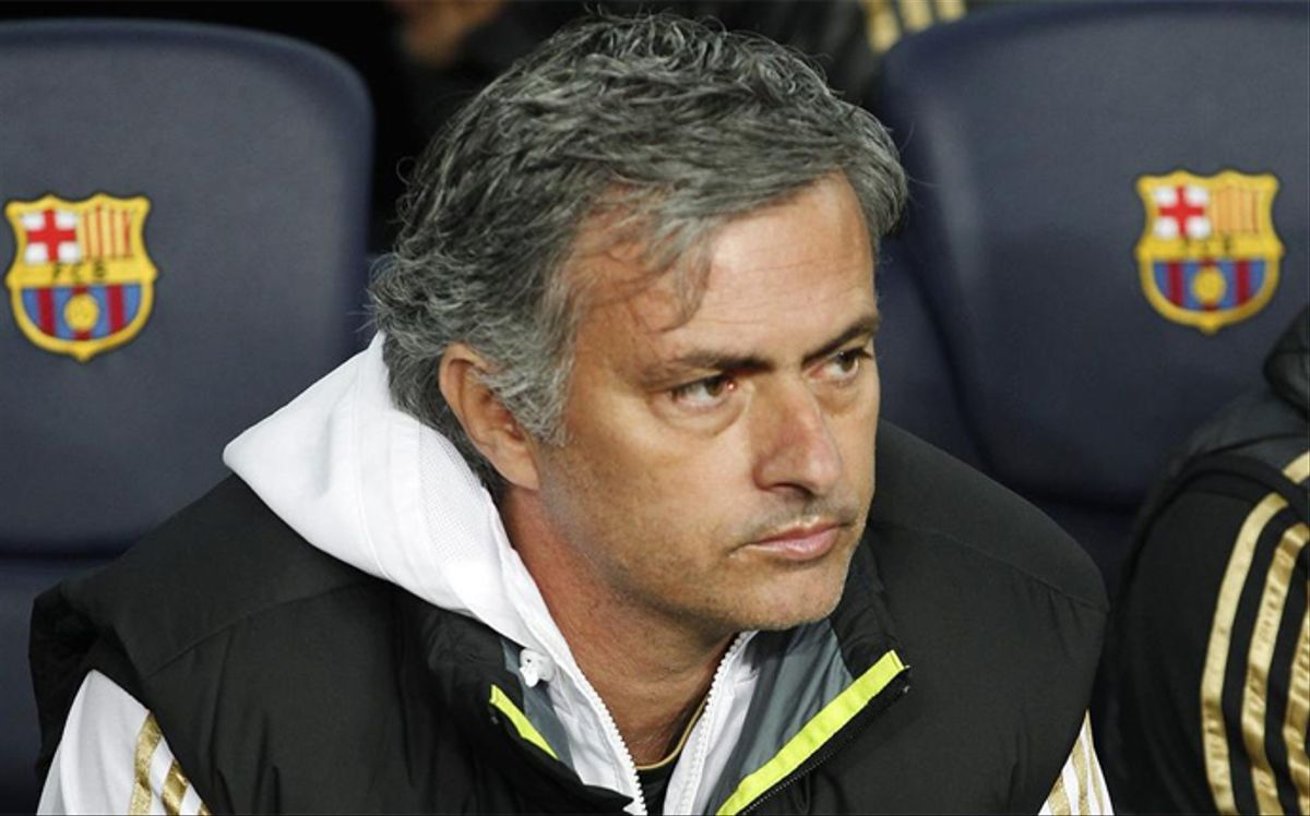 Mourinho: En el vestuario he escuchado que es imposible ganar aquí