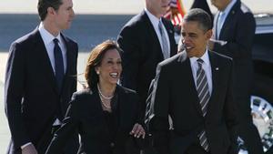 Barack Obama y Kamala Harris protagonistas de la investidura de Joe Biden