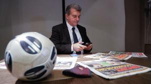 Laporta: ¿Neymar? No voy a hablar de jugadores