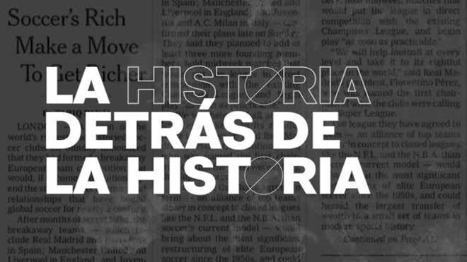La historia detrás de la historia de la Superliga