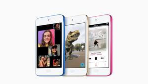 Nueva versión del iPod Touch