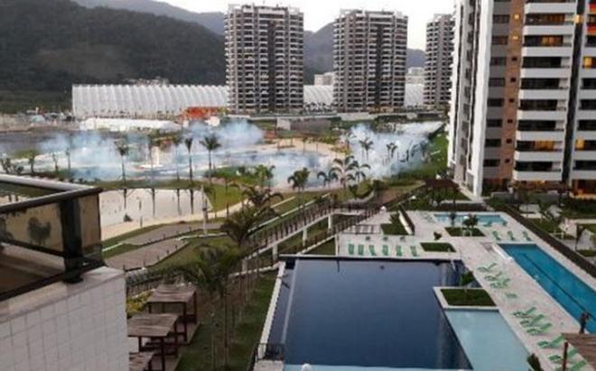 Las imágenes de la Villa Olímpica de Río de Janeiro 2016