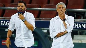 Setién: No somos tan buenos como para controlar los 90 minutos el partido