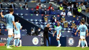 Wenger: El City tuvo un gran problema táctico que no pudieron resolver