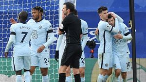 El Chelsea golea al Crystal Palace