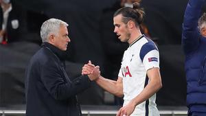 Mourinho: Bale está mejor que nunca
