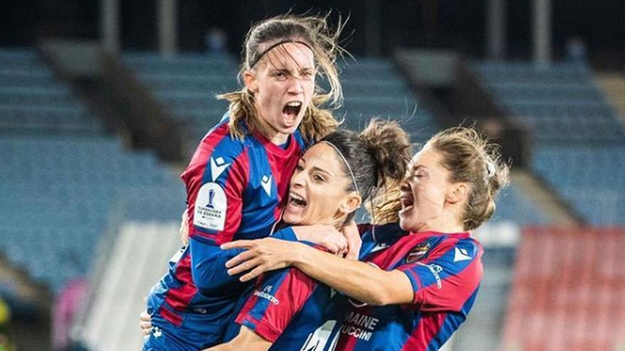 Esther González y Eva Navarro impulsan al Levante a la final de la Supercopa