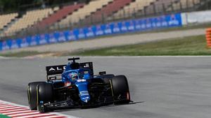 Fernando Alonso ha entrado en la Q3 en el Circuit