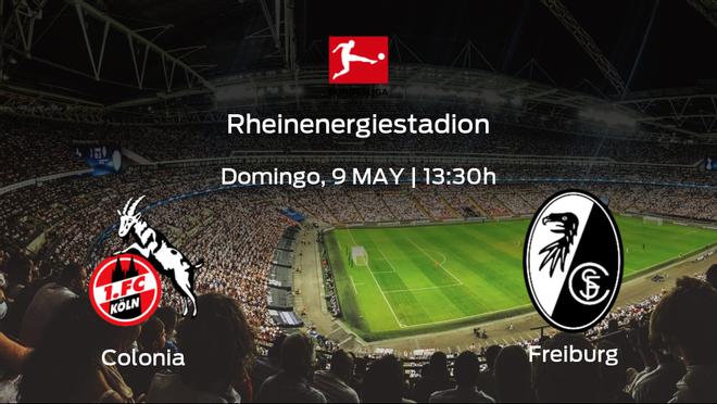 Previa del encuentro: el Colonia recibe al SC Freiburg