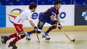 El Barça buscará los tres puntos ante el Igualada