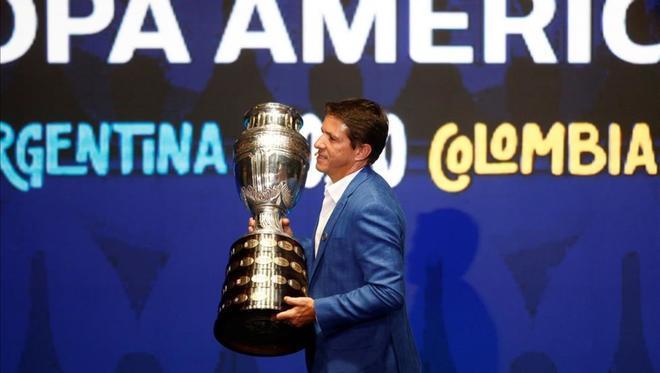 La Conmebol realizó el sorteo de la Copa América
