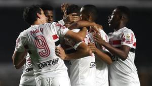 Sao Paulo hizo su tarea y clasificó a la Copa Sudamericana