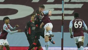 El Aston villa ya estuvo apunto de aplazar el partido contra el Liverpool de FA Cup