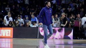 Pau Ribas se ha vuelto a lesionar y abandonó la concentración de la selección española