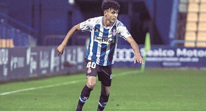 Omar El Hilali tiene mucho futuro por delante