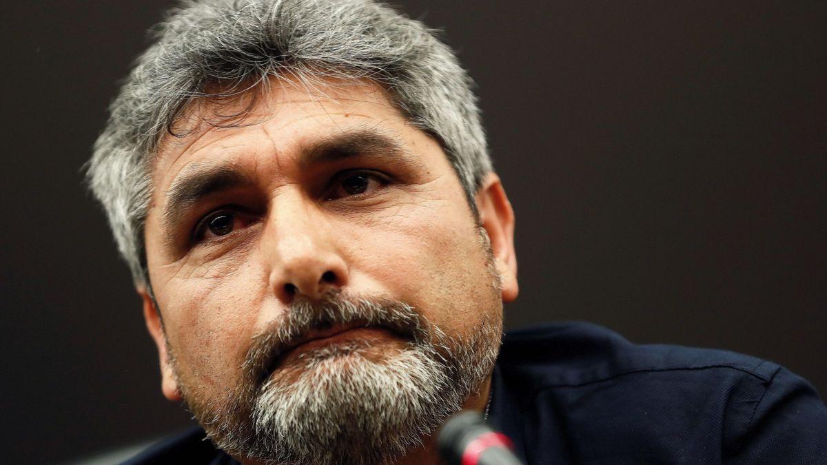 Juan José Cortés, detenido por una supuesta agresión