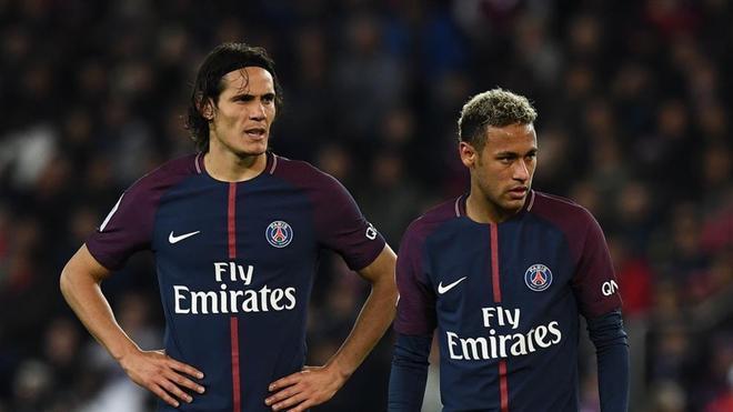La relación entre Cavani y Neymar ya está totalmente rota