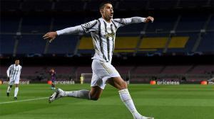 Cristiano se crece en el Camp Nou