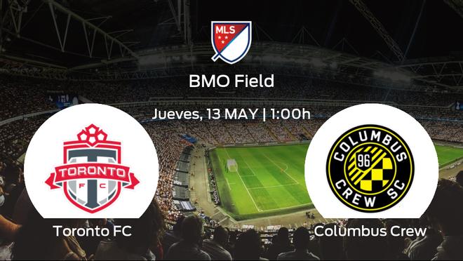 Jornada 6 de la Major League Soccer: previa del encuentro Toronto FC - Columbus Crew