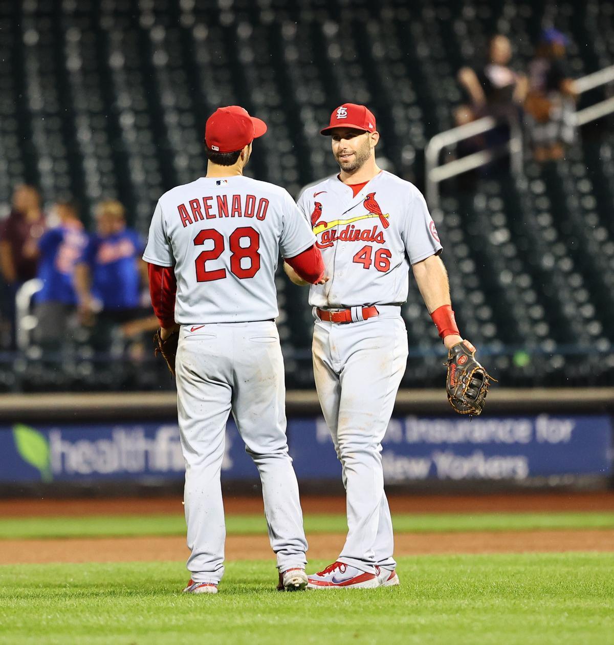 Los Cardinals se llevaron la victoria.