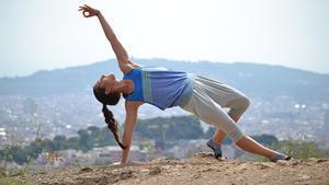 Sara Carmona es un referente en el mundo del fitness