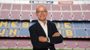 Cardoner representó al FC Barcelona en la presentación del acto