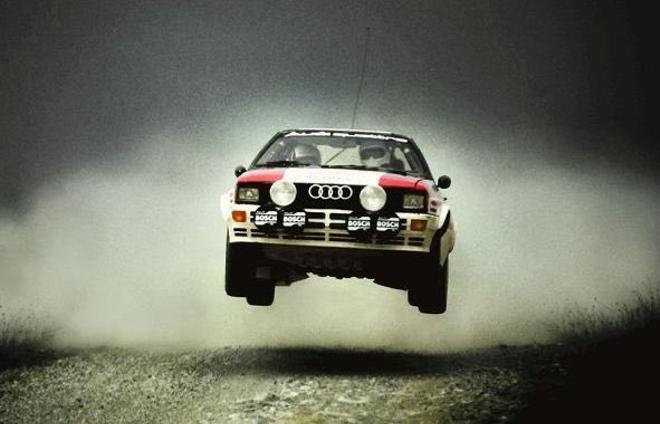 Mikkola, el finlandés volador, campeón del mundo en 1983 con Audi