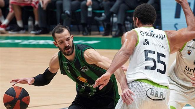 Pau Ribas espera que el equipo haga un último esfuerzo para asegurar los play-offs