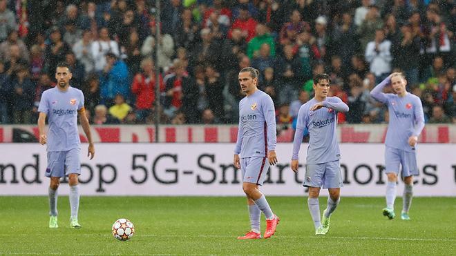 Revive las mejores jugadas del encuentro entre el Salzburgo y el FC Barcelona