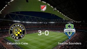El Columbus Crewmuestra toda su artillería y gana la Gran Final la Major League Soccer ante el Seattle Sounders (3-0)
