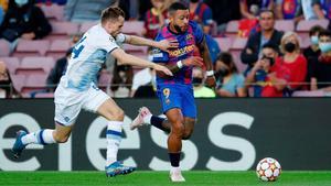 Memphis, en el duelo ante el Dinamo de Kiev