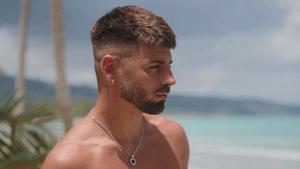 La isla de las tentaciones 3: Isaac se vuelve viral por un video en el que aparece desnudo